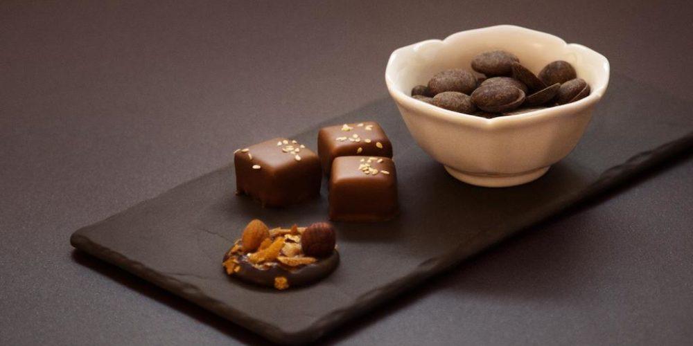 Karen Chocolats partenaire de la Dégaine Escalade