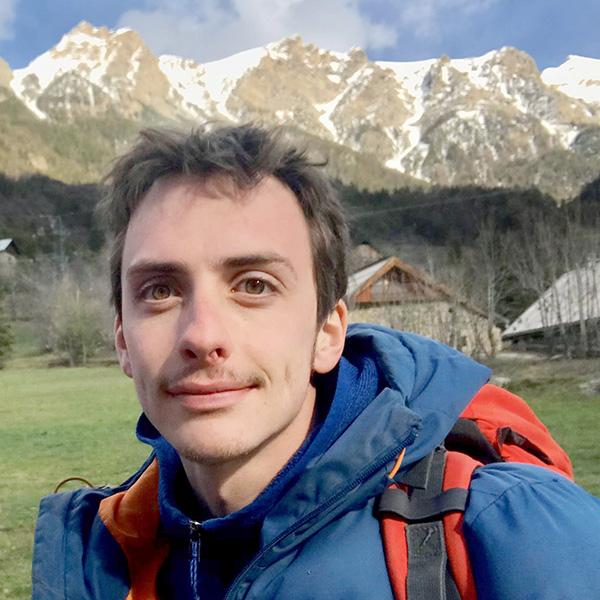 Aubin Lesellier, entraîneur LA DEGAINE