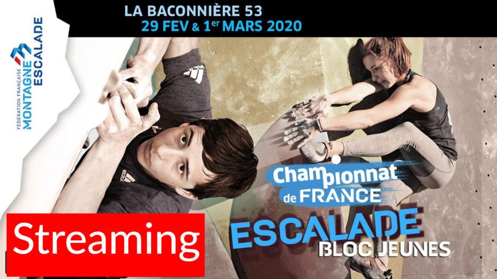 Championnats de France Jeunes à La Baconnière