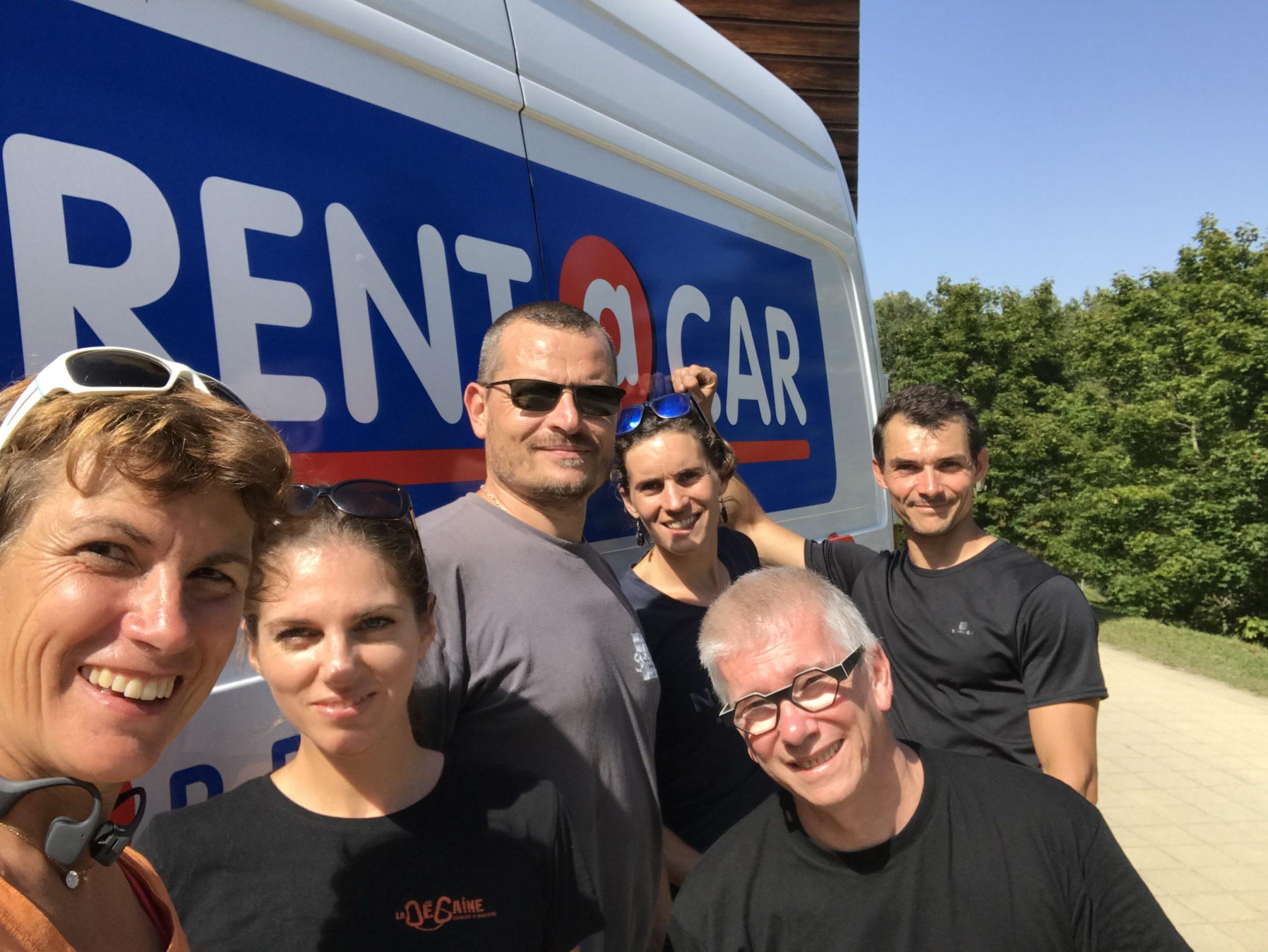 rent a car by Raoul partenaire de La Dégaine Escalade