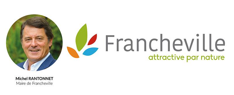 Michel Rantonnet Maire de Francheville