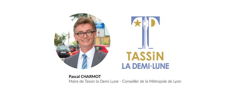 Pascal CHARMOT Maire de Tassin la Demi-Lune