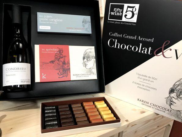 Karen Chocolat partenaire de La Dégaine Escalade