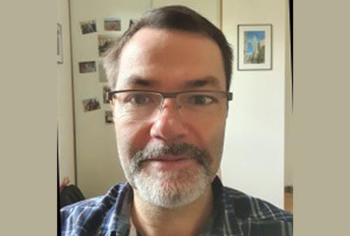 Portrait de jean-Christophe Longchambon