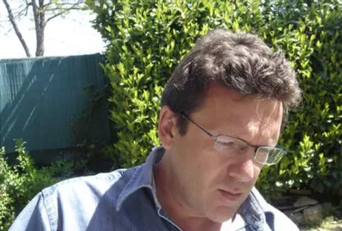 Portrait de Patrick Conseil