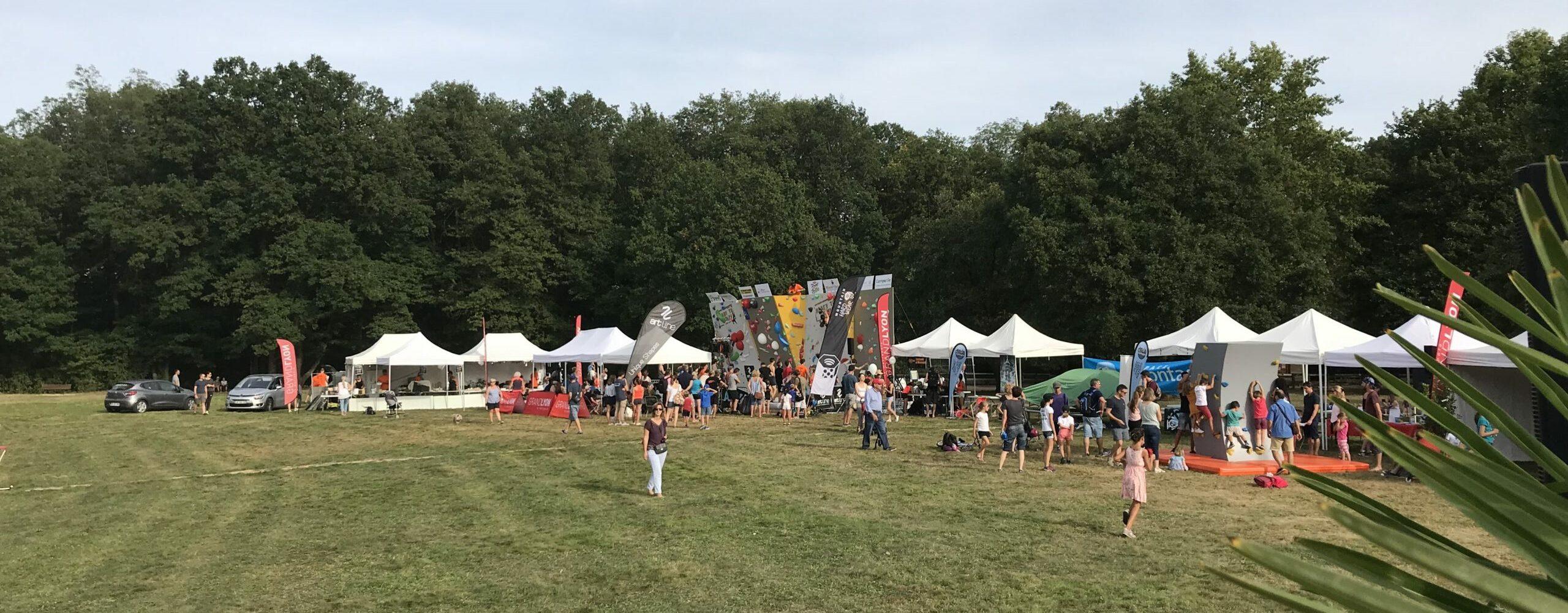 village Fête de la Montagne 2018